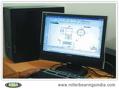 Bearings designing and manufacturing in India Punjab